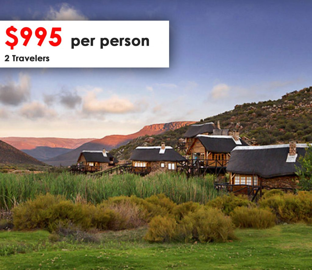 5 Day-Best-of-the-Cape-&-Aquila-Game-Reserve Tour