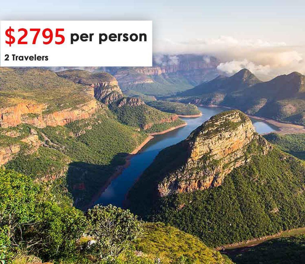 Blyde River Canyon tour