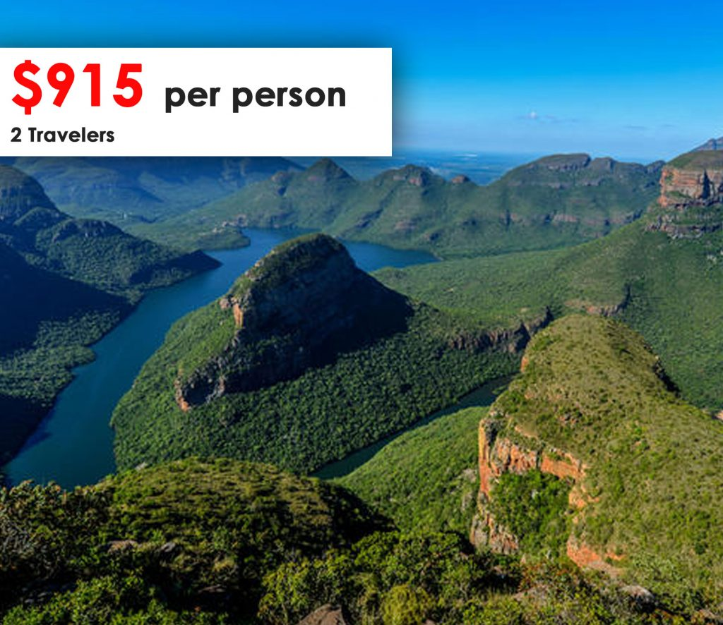 Kruger & Blyde River Canyon Classic