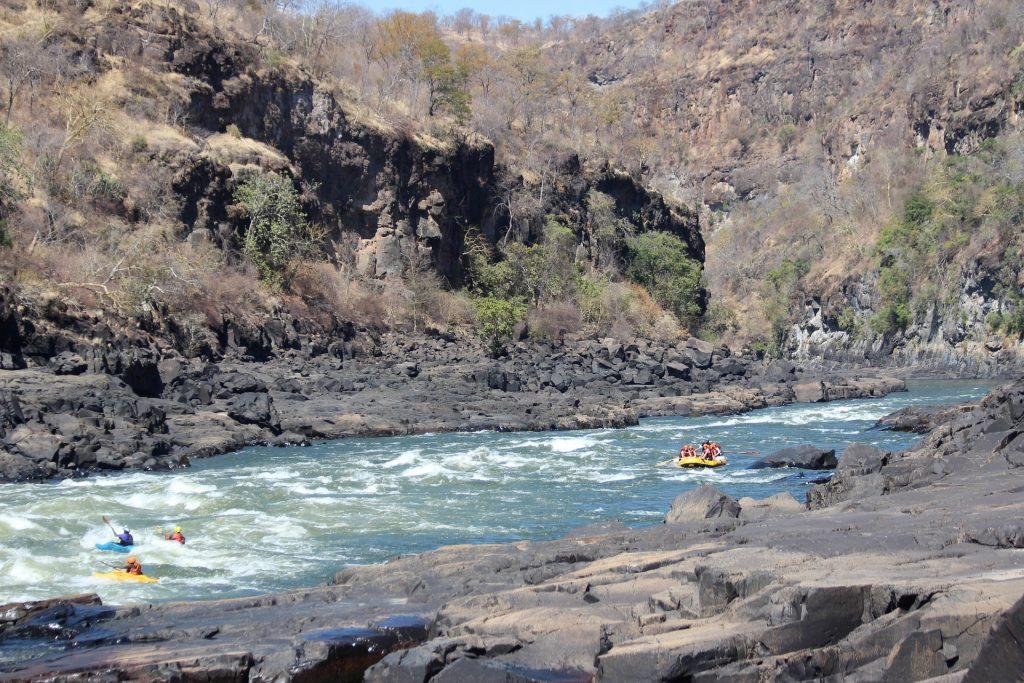 zambezi-southern african tours