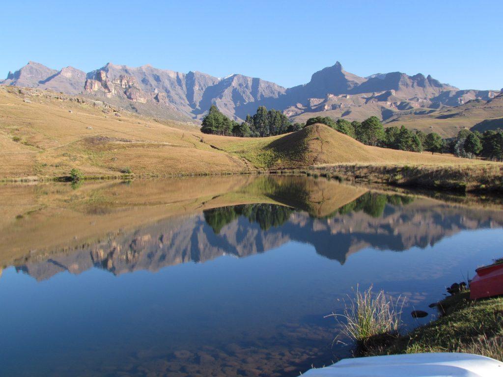 Hiking Drakensberg